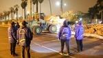Jockey Club denunció que debido a la destrucción de su muro sufrieron robos y otras pérdidas. (Foto: Municipalidad de Lima)