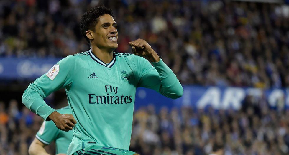 Jugador: Raphael Varane | Valor: 80 millones de euros. (Agencias)