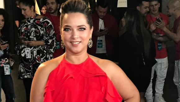 Adamari López contó su historia sobre el cáncer de seno en una revista médica (Foto: Telemundo)