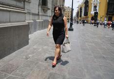 """Mirian Morales tras acusación fiscal: """"Nunca he ordenado la contratación de Richard Cisneros"""""""