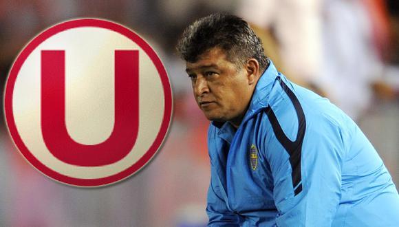 """Claudio Borghi: """"Llegar a Universitario es como dirigir a Boca"""""""