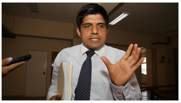 Carrasco Millones confía en que luego de un mes podrán obtener el respaldo del Parlamento. Foto: Archivo GEC