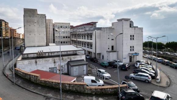 Salvatore Scumace era empleado del hospital Pugliese Ciaccio de la ciudad de Catanzaro. (Getty Images).