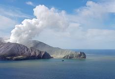 Nueva Zelanda: actividad de volcán Whakaari paraliza recuperación de cuerpos