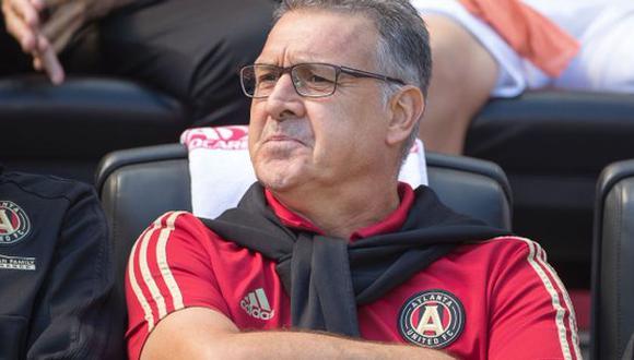 Gerardo Martino le puso punto final a su etapa como técnico del Atlanta United, equipo al cual llegó a finales del 2016. Todo hace indicar que su próximo reto será la selección mexicana. (Foto: AP)