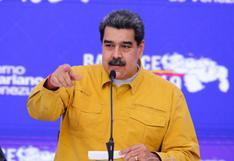 """Coronavirus: Maduro dice que pagó plan Covax con dinero liberado del """"secuestro"""" en EE.UU."""