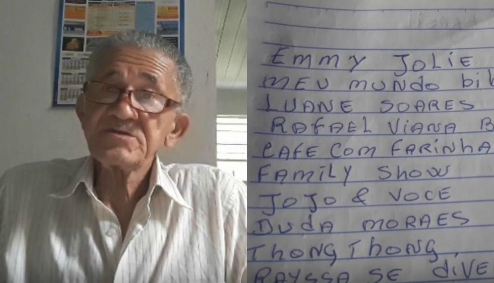 Cuenta de YouTube del anciano cuenta con millones de seguidores, quienes le expresan continuamente su apoyo. (Foto: Captura)