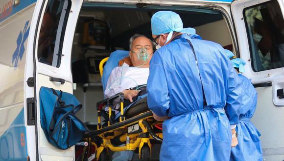 Coronavirus en México | Últimas noticias | Último minuto: reporte de infectados y muertos hoy, domingo 22 de noviembre del 2020 | Covid-19 | (Foto: EFE/ José Pazos).