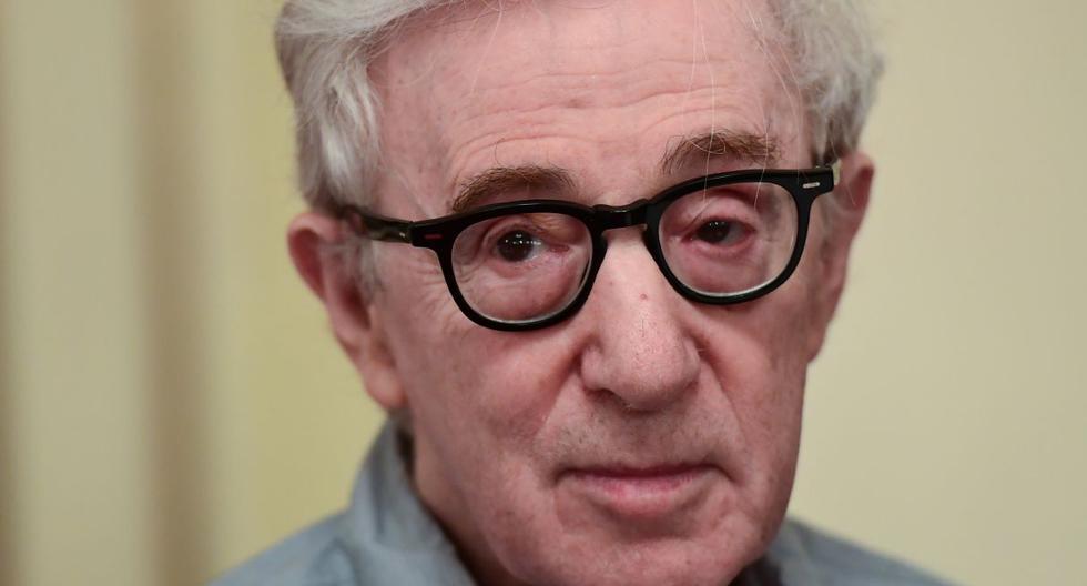 El director de cine Woody Allen se encuentra en uno de sus momentos más oscuros. (Foto: AFP)