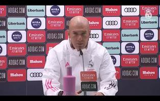 Zidane se pronunció sobre los rumores del futuro de Kylian Mbappé