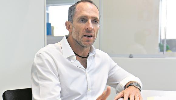 Alfredo Pérez Gubbins, CEO de Alicorp. (Foto: Manuel Melgar/El Comercio)