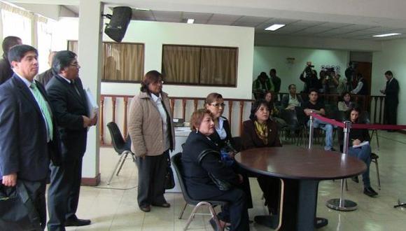 Suspendieron inspección ocular a casa de Myriam Fefer