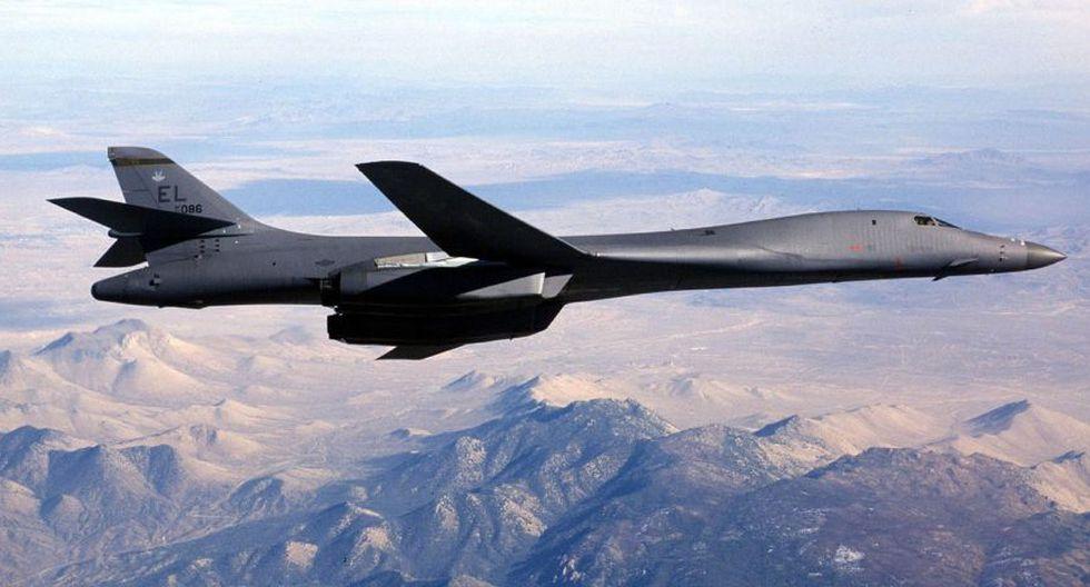 Los aviones nucleares de EE.UU. que asustan a Corea del Norte - 4