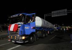 COVID-19 en Perú: las primeras 40 toneladas de oxígeno medicinal llegaron a nuestro país importadas de Chile