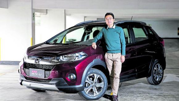 Makoto Toyoda, presidente ejecutivo de Honda del Perú, asegura que un año de caída en las ventas para la empresa no es nada porque están enfocados en el largo plazo.