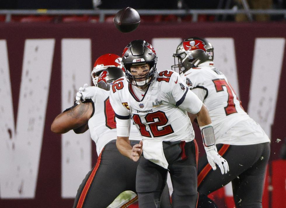 Buccaneers enfrentó a Chiefs por el Super Bowl 2021