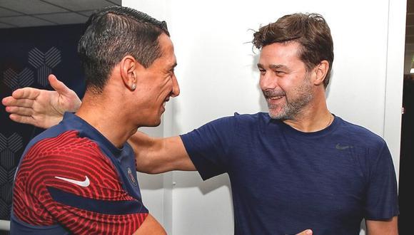 Mauricio Pochettino empieza a renovar el plantel de PSG (Foto: @PSG_inside)