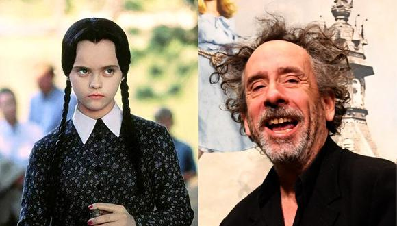 Tim Burton aterriza en Netflix para realizar serie sobre Merlina Addams. (Foto: Paramount Pictures/AFP)