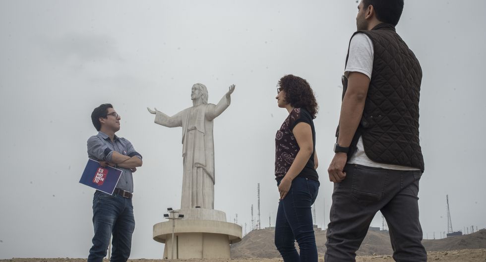 ¿Qué se puede hacer con el colosal Cristo del Pacífico del Morro Solar?