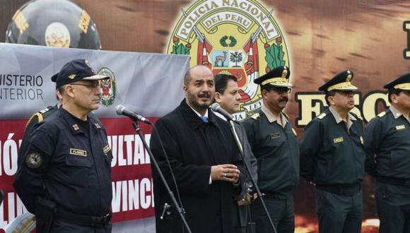 Asesinos de policías serán trasladados a penal de Challapalca