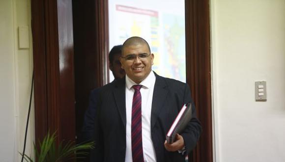 Castañeda indicó que el INPE ya está trabajando en la implementación de 8 mil grilletes electrónicos. (GEC)