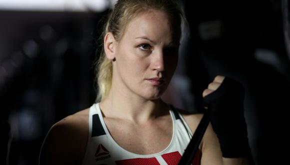 Valentina Shevchenko, de 33 años, ha defendido con éxito cuatro veces el campeonato de UFC. (Foto: Karen Zárate/Archivo GEC)