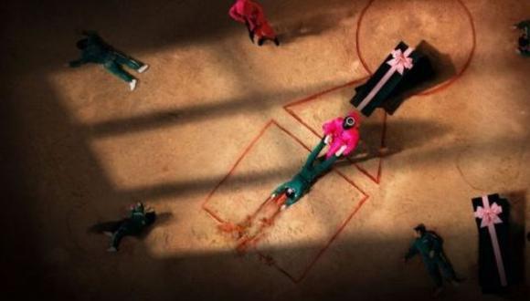 """""""El juego del calamar"""" se estrenó el pasado 17 de septiembre y consta de nueve capítulos (Foto: Netflix)"""