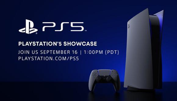 Sony anunció un nuevo evento dedicado a PlayStation 5 para el 16 de septiembre de 2020 (Foto: Sony)