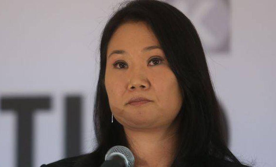 Keiko Fujimori: Proyecto Tía María debe ser suspendido