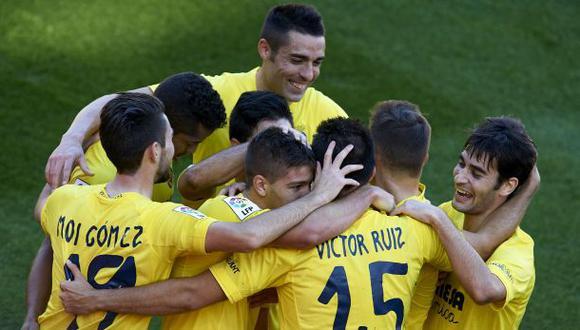 Villarreal empata 2-2 y elimina a Real Sociedad en Copa del Rey