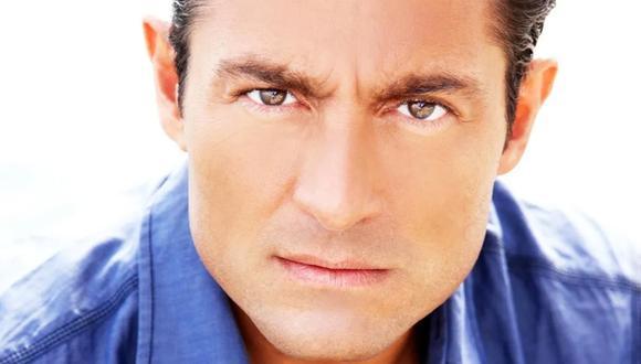 Fernando Colunga se inició en el cine como doble de acción y luego pudo pasar a actor principal en televisión. (Foto: Las estrellas)