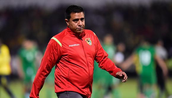 César Farías es entrenador de Bolivia desde mediados del 2018. (Foto: AFP)