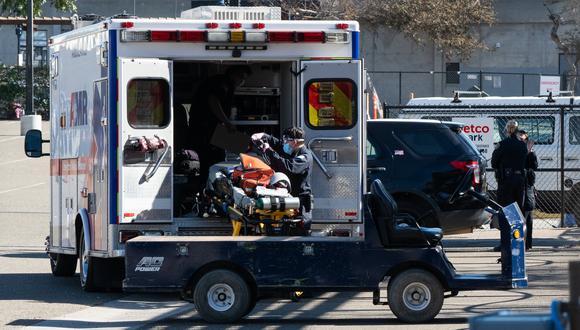 Coronavirus en Estados Unidos | Últimas noticias | Último minuto: reporte de infectados y muertos hoy, miércoles 20 de enero del 2021 | Covid-19 FOTO: Bloomberg