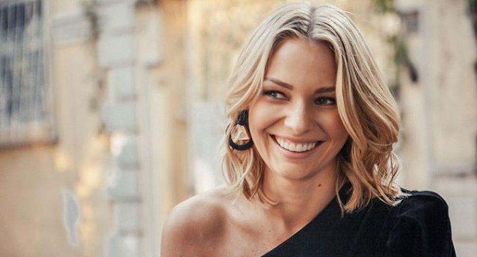 Irina Baeva dio vida a 'Jimena Ortiz' en la producción 'El Dragón', protagonizada por Sebastián Rulli, en medio de todo el escándalo por su relación. (Foto: Instagram)