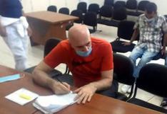 Zoran Jaksic es condenado a 25 años de prisión por tráfico ilícito de drogas