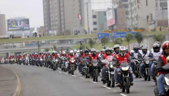 Crearán la primera escuela para conductores de motocicletas