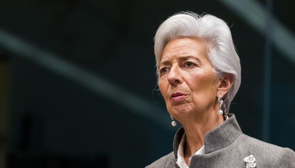 Christine Lagarde, presidenta del Banco Central Europeo (BCE). Foto: Geert Vanden Wijngaert/Bloomberg