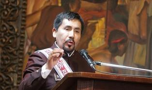 Arequipa: Elmer Cáceres envía carta a Putín para acceder a vacuna rusa
