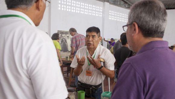 Santiago Manuin. Foto: CAAAP
