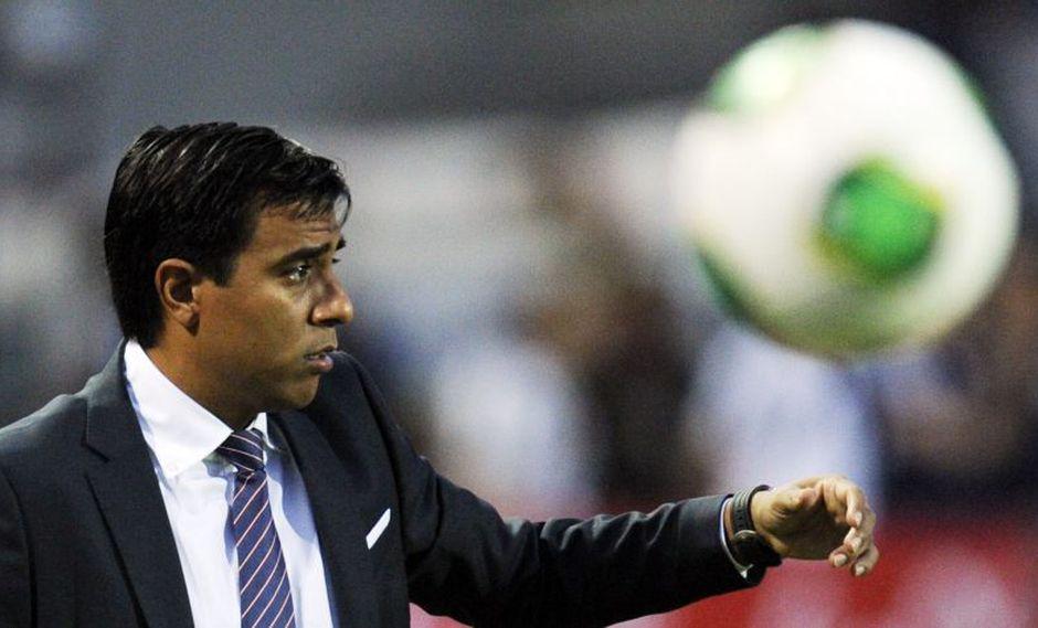 César Farías dirigió a la selección venezolana entre 2007 y 2013. (Foto: AFP)