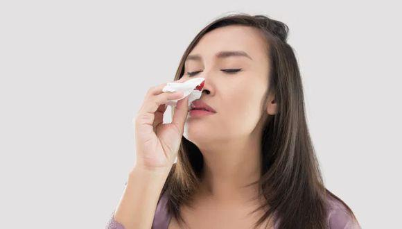La nariz al tener vasos sanguíneos que ayudan a calentar y humidificar el aire que respira son susceptibles de lesiones por encontrarse cerca de la superficie (Foto: Shutterstock)