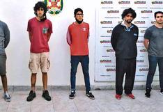 Violación grupal en Surco: confirman orden de 9 meses de prisión preventiva contra implicados
