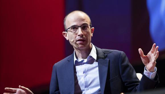El estudioso israelí Yuval Noah Harari dará una conferencia este jueves 15 de abril como parte del Softys Innovation Week 2021, la cual será transmitida en la página de Facebook de El Comercio. La hora es 3:30 p.m. (Foto: Kristof Van Accom AFP)