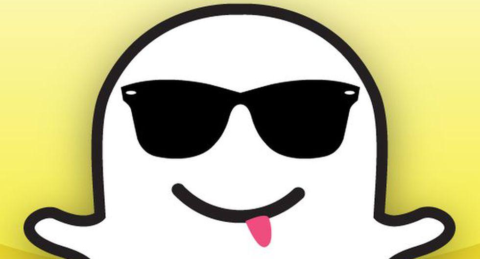 Snapchat lanzó función para guardar fotos y videos