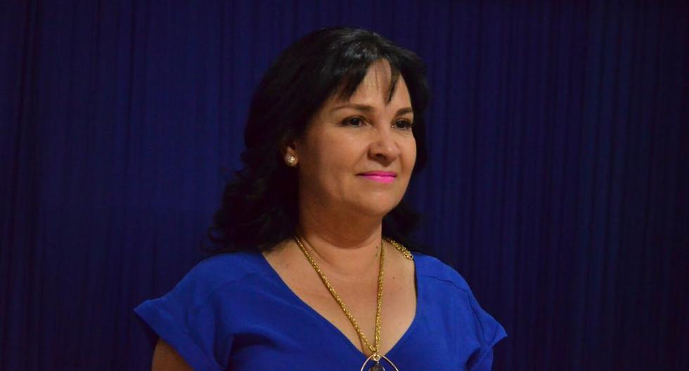 La senadora paraguaya María Eugenia Bajac, del Partido Liberal (PLRA), publicó este sábado un comunicado en su cuenta de Twitter en el que pide disculpas por haber acudido contagiada del coronavirus. (Twitter @Eugenia_Bajac).