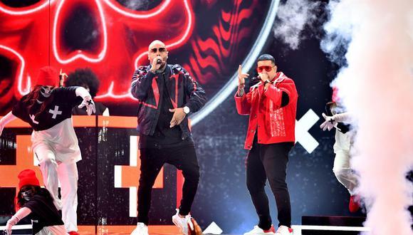 Esta edición de los ¨Premios Tu Música Urbano¨reconocerá la trayectoria del artista puertorriqueño Nicky Jam y se espera la asistencia de Daddy Yankee quien también está nominado. (Foto: Getty Images)