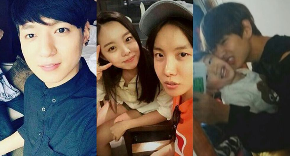 BTS. Conoce a los hermanos de los integrantes de la boyband surcoreana. (Foto: Difusión)
