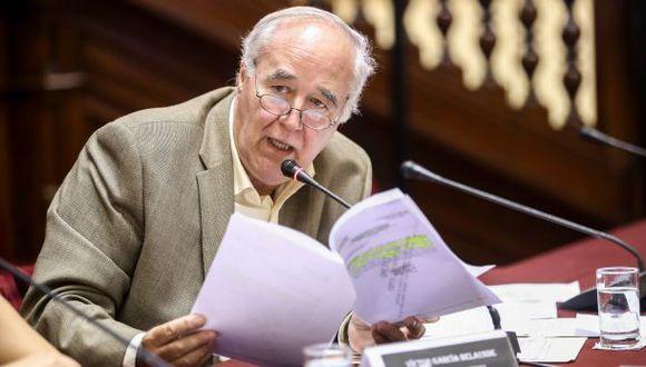 """""""Con recompensa gobierno busca marcar distancia de Toledo"""""""