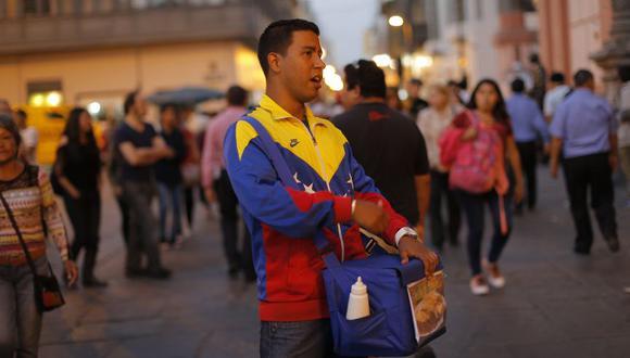 Perú es uno de los países que más solicitudes de asilo recibe.  (Foto: El Comercio - David Huamaní)