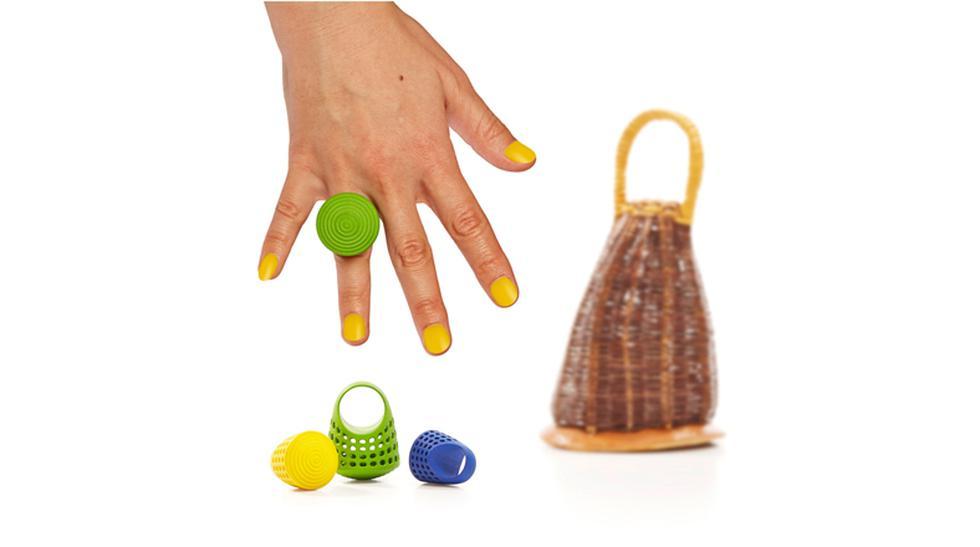 Joya única: Un anillo que sirve como instrumento musical  - 1